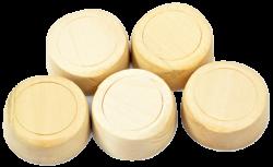Wooden Keystone